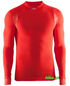 Craft Be Active Extreme 2.0 - koszulka męska z długim rękawem czerwona