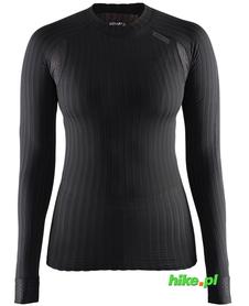 Craft Be Active Extreme 2.0 - koszulka damska z długim rękawem czarna