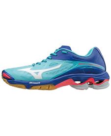 Mizuno Wave Lightning Z2 - damskie buty do siatkówki - niebieskie