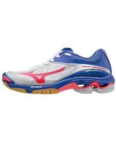 Mizuno Wave Lightning Z2 - damskie buty do siatkówki - białe