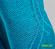 Craft Active Comfort Pants - damskie ciepłe getry niebieskozielone
