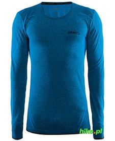Craft Active Comfort RN LS - koszulka męska z długim rękawem ciemnoniebieska