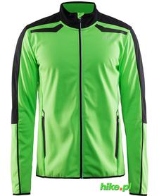 Craft Intensity Softshell Jacket męska kurtka do treningów zimowych