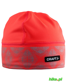 czapka Craft Brilliant 2.0 Hat czerwona