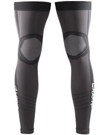 Craft Leg Warmer 3D - ocieplacz na nogi - czarny