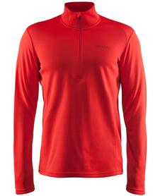 Craft Swift Halfzip męska bluza czerwona