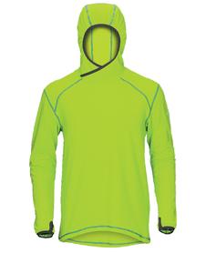Milo Sego męska bluza polarowa zielona rozm. XL