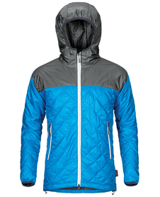 Milo Rove męska kurtka zimowa niebieska
