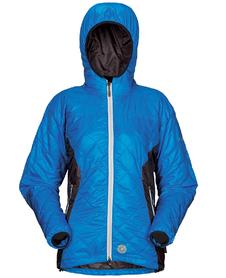 Milo Rove Lady damska kurtka zimowa niebieska