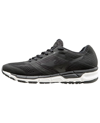 Mizuno Synchro MX - buty do biegania  - black/white