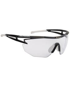 Alpina Eye-5 Shield VL+ okulary sportowe czarne
