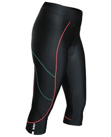 Berkner Davia - damskie spodenki rowerowe za kolano