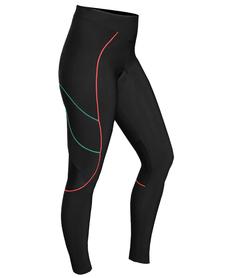Berkner Darla - damskie długie spodniei rowerowe