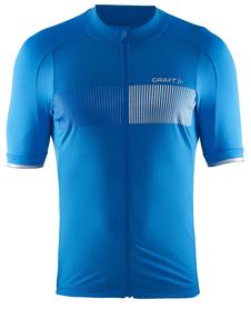 Craft Verve Glow Jersey - męska koszulka rowerowa - niebieska