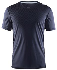 Craft Mind SS Tee koszulka męska granatowy print