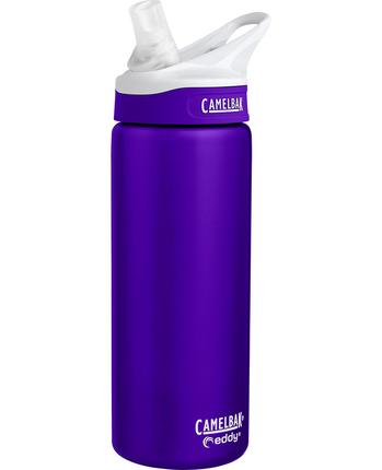 Camelbak Eddy Vacuum Insulated stalowa butelka z izolacją - fioletowa