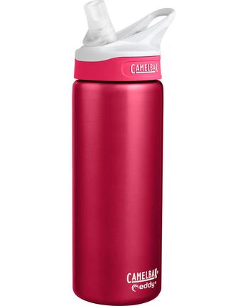 Camelbak Eddy Vacuum Insulated stalowa butelka z izolacją - amarantowa