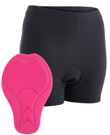 Gwinner Women's Bike Shorts Classic - damskie bokserki rowerowe