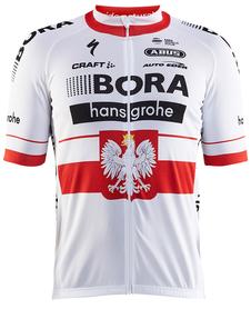 Bora-Hansgrohe Replica SS Jersey PL męska koszulka rowerowa