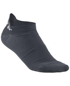 Craft Cool Shaftless Sock 2-Pack - skarpety sportowe czarne 2 pary