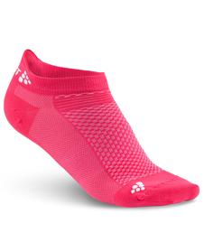 Craft Cool Shaftless Sock 2-Pack - skarpety sportowe różowe 2 pary