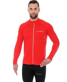 Brubeck Athletic - męska bluza czerwona