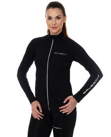 Brubeck Athletic - damska bluza czarna