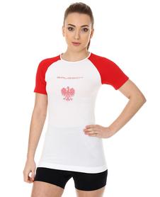 Brubeck 3D Husar PRO damska koszulka z krótkim rękawem