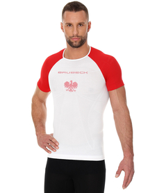Brubeck 3D Husar PRO męska koszulka z krótkim rękawem