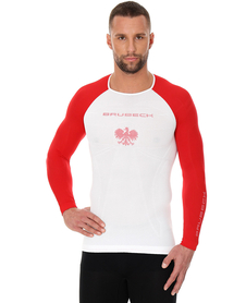 Brubeck 3D Husar PRO męska koszulka z długim rękawem