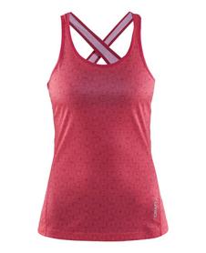 damska koszulka do biegania Craft Mind Singlet różowa