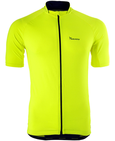 Silvini Pescara męska koszulka rowerowa - żółta