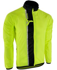 Silvini Gela - męska kurtka rowerowa - żółta
