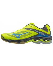buty do siatkówki Mizuno Wave Lightning Z3 żółte
