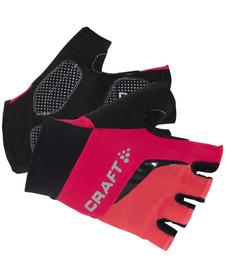 Craft Classic Glove - rękawiczki rowerowe damskie - czerwone