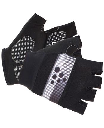 Craft Classic Glove - rękawiczki rowerowe - czarno-szare