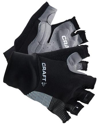 Craft Glow Glove - rękawiczki rowerowe czarne