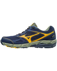 Mizuno Wave Kien 4 GTX - buty do biegania w terenie z GoreTex ekspozycja