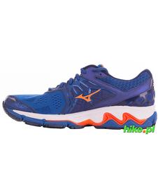 Mizuno Wave Horizon - buty do biegania - niebieskie