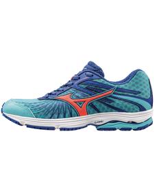 Mizuno Sayonara 4 damskie buty do biegania błękitne