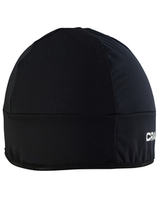 Craft Wrap Hat czapka z wiatroszczelnym przodem czarna