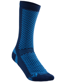 Craft Warm Mid ciepłe skarpety niebieskie - cena za 2 pary