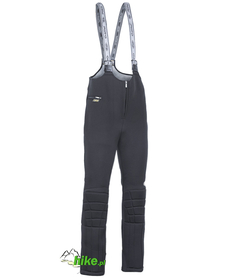 piankowe spodnie narciarskie Berkner Piro juniorskie