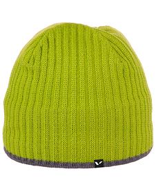 Viking Windstopper - wiatroszczelna czapka - zielona/szara