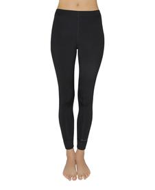 GWINNER TOP II WarmLine damskie legginsy termoaktywne, czarne
