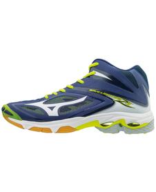 Mizuno Wave Lightning Z3 MID - buty siatkarskie - blue