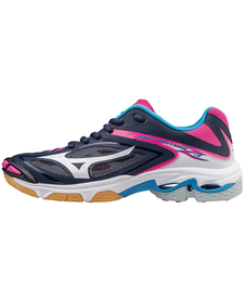 buty do siatkówki Mizuno Wave Lightning Z3 - peacoat