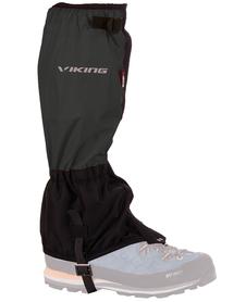 dwukolorowe ochraniacze na buty Viking czarne/szare