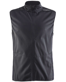 Craft Warm Vest - męska kamizelka softshell