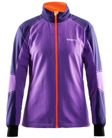 Craft Touring Jacket - damska ciepła kurtka - fioletowa